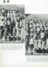 1968 Woodrow Wilson High School Yearbook Page 70 & 71