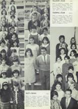 1968 Woodrow Wilson High School Yearbook Page 84 & 85