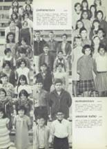 1968 Woodrow Wilson High School Yearbook Page 86 & 87