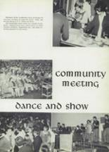 1968 Woodrow Wilson High School Yearbook Page 98 & 99