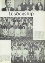 1968 Woodrow Wilson High School Yearbook Page 100 & 101