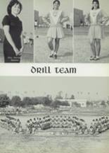 1968 Woodrow Wilson High School Yearbook Page 110 & 111