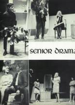 1968 Woodrow Wilson High School Yearbook Page 120 & 121