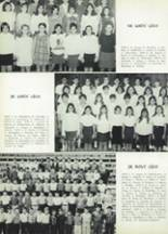 1968 Woodrow Wilson High School Yearbook Page 122 & 123