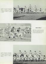 1968 Woodrow Wilson High School Yearbook Page 126 & 127