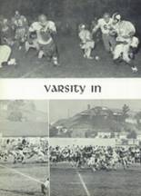 1968 Woodrow Wilson High School Yearbook Page 128 & 129