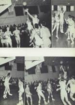 1968 Woodrow Wilson High School Yearbook Page 132 & 133