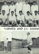 1968 Woodrow Wilson High School Yearbook Page 144 & 145