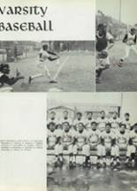 1968 Woodrow Wilson High School Yearbook Page 146 & 147