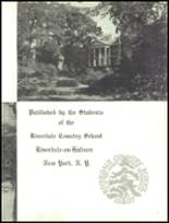 1961 Riverdale Country School Yearbook Page 6 & 7