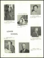 1961 Riverdale Country School Yearbook Page 16 & 17