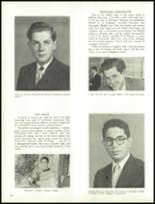 1961 Riverdale Country School Yearbook Page 32 & 33