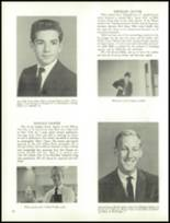 1961 Riverdale Country School Yearbook Page 38 & 39