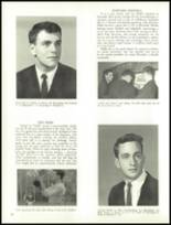 1961 Riverdale Country School Yearbook Page 42 & 43