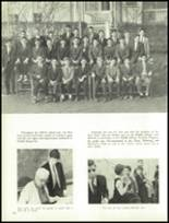 1961 Riverdale Country School Yearbook Page 68 & 69