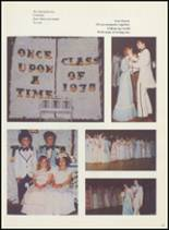 1978 Hudson Falls High School Yearbook Page 16 & 17