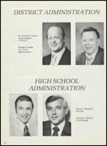 1978 Hudson Falls High School Yearbook Page 104 & 105