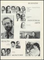1978 Hudson Falls High School Yearbook Page 108 & 109