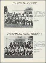 1978 Hudson Falls High School Yearbook Page 116 & 117