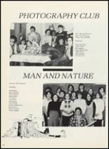1978 Hudson Falls High School Yearbook Page 166 & 167