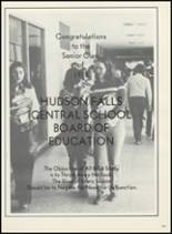 1978 Hudson Falls High School Yearbook Page 172 & 173