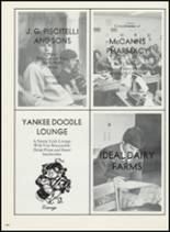 1978 Hudson Falls High School Yearbook Page 188 & 189