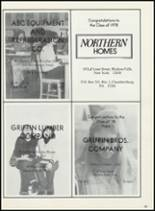1978 Hudson Falls High School Yearbook Page 192 & 193