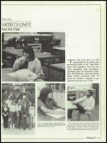 1983 Redlands High School Yearbook Page 42 & 43