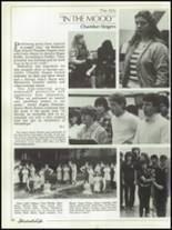 1983 Redlands High School Yearbook Page 54 & 55
