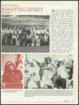 1983 Redlands High School Yearbook Page 70 & 71