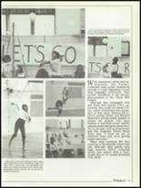 1983 Redlands High School Yearbook Page 100 & 101
