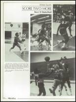 1983 Redlands High School Yearbook Page 106 & 107