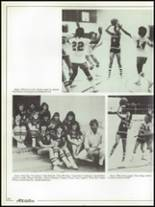 1983 Redlands High School Yearbook Page 108 & 109