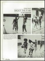 1983 Redlands High School Yearbook Page 110 & 111