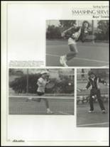 1983 Redlands High School Yearbook Page 118 & 119