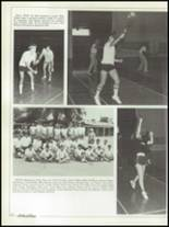1983 Redlands High School Yearbook Page 124 & 125