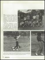 1983 Redlands High School Yearbook Page 126 & 127