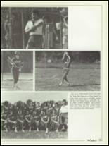 1983 Redlands High School Yearbook Page 132 & 133