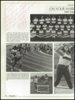 1983 Redlands High School Yearbook Page 136 & 137