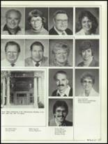 1983 Redlands High School Yearbook Page 150 & 151