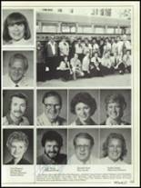 1983 Redlands High School Yearbook Page 154 & 155