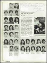 1983 Redlands High School Yearbook Page 162 & 163