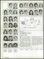1983 Redlands High School Yearbook Page 180 & 181
