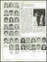 1983 Redlands High School Yearbook Page 202 & 203