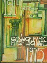 1975 Yearbook Canoga Park High School