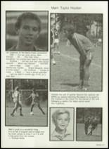 1982 Cape Fear Academy Yearbook Page 24 & 25