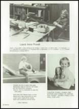 1982 Cape Fear Academy Yearbook Page 30 & 31