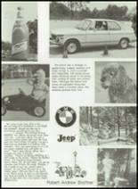 1982 Cape Fear Academy Yearbook Page 32 & 33