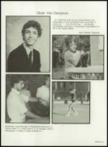 1982 Cape Fear Academy Yearbook Page 34 & 35
