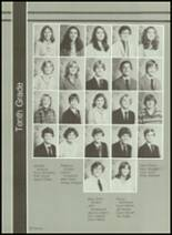 1982 Cape Fear Academy Yearbook Page 40 & 41